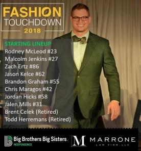 Fashion Touchdown Flyer